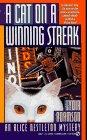 A Cat on a Winning Streak: An Alice Nestleton Mystery (Alice Nestleton Mystery), LYDIA ADAMSON