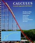 Calculus: An Active Approach with Projects (0471003166) by Hilbert, Steve