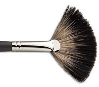 Japonesque Finishing Fan Brush - Buy Japonesque Finishing Fan Brush - Purchase Japonesque Finishing Fan Brush (Tools & Accessories, Makeup Brushes & Tools, Brushes & Applicators)