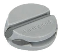 Kensington Kabel Management Puck (2er-Pack)