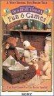 Jane Hisseys Old Bear Stories: Fun & Games [VHS]