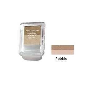 Mineral Sheers For Eyes # 50 Pebble by Neutrogena for Women - 3.4 g Eyeshadow