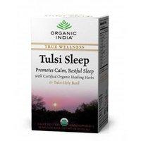 Tulsi Wellness Tea, Sleep 18 bags by Organic India (Pack of 2)