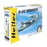 Heller - 49911 - Maquette - E-2C Hawkeye - Echelle 1:144