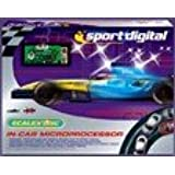 Scalextric Digital C7005 Incar Conversion Digital Chip (A) for Single Seat Cars 1:32 Scale Accessory