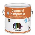 26,36 EUR/L - CAPAROL Capacryl Haftprimer Haftgrund Haftwunder Grundierung haftvermittelnde Grundierung weiss 2,5 L