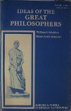Ideas of the Great Philosophers (0064632180) by William S. Sahakian