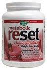 Nature's Way Metabolic ReSet, Strawberry, 630g