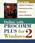 Online With Procomm Plus for Windows 2 (0471106127) by Wolfe, David