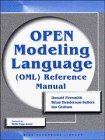 img - for OPEN Modeling Language (OML) Reference Manual (SIGS Reference Library) by Donald Firesmith (1998-03-28) book / textbook / text book