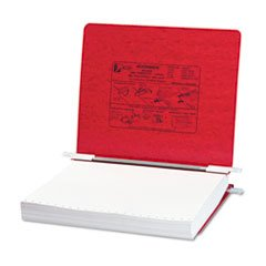 ACC54129 Data Processing Binder, 6 Cap, 11x8-1/2, Executive Red