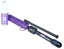 HOT TOOLS Big Bumper Ceramic 1-1/2 Professional Marcel Curling Iron 2182 w/FREE HOT TOOLS Styling Iron Cleaner 4oz