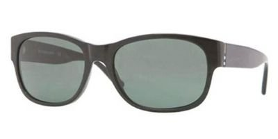 Burberry  Burberry 4135 300171 Black 4135 Wayfarer Sunglasses Lens Category 3