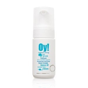 Green People Oy! Foaming Anti-bac Face Wash 100ml
