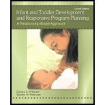 Infant And Toddler Development And Responsive Program Planning front-1070777
