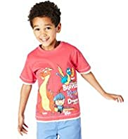 Pure Cotton Bravest Mike The Knight T-Shirt
