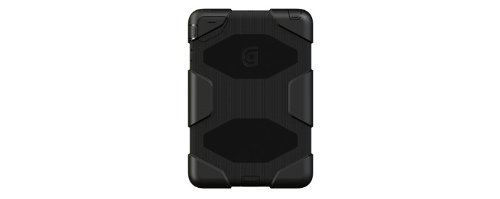 Griffin Technology Survivor for iPad Mini, Black/Black (GB35918)
