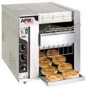 APW/Wyott BT-15-3 1440 Slice/Hr Bagel Master