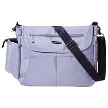 Lillebaby Oslo Diaper Bag in Silver - 1