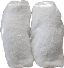 Sh-Wipe Terry Cloth Mop Cover Twin Pack