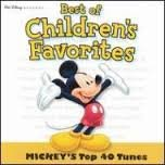 Mickey's Top 40 CD