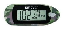 Cheap Prodigy Pocket Blood Glucose Meter [PRODIGY POCKET MTR CAMO-NS] [EA-1] (DDI050304C)