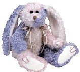 TY Attic Treasure - MAY the Bunny - 1