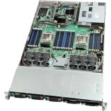 Intel Server System Barebone System - 1U Rack-mountable - Socket R3 (LGA2011-3) - 2 x Processor Support R1304WTTGS