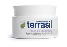 Terrasil Shingles Treatment (44 gram jar)