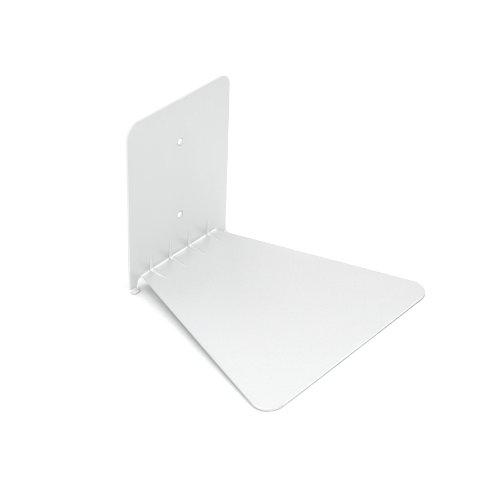Umbra Conceal Floating Bookshelf, Large, White