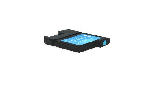 Kompatibel für Brother MFC-795 CW Tinte Cyan - LC-1100C - Inhalt: 20 ml