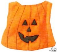 "WE000084 - 4.5"" Webkinz Clothes PUMPKIN COSTUME New Code Sealed With Tag - 1"