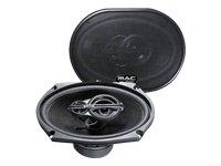Mac Audio MXZ 69.3 6 x 22,9 cm (9 Zoll) 3-Wege