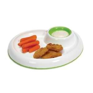 Munchkin Toddler Dip Dish, Colors May Vary - 1