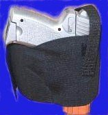 New Pistol Concealed Ankle Holster Black