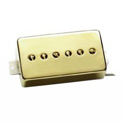 Seymour Duncan SPH90 Phat Cat P90 Pickup (Neck, Gold)