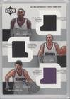 Gerald Wallace, Mike Bibby, Peja Stojakovic Sacramento Kings (Basketball Card)... by Upper Deck Honor Roll