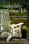 img - for Simplify Your Life: A Step-by-Step Guide to Better Living book / textbook / text book