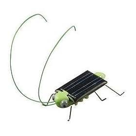 Solar desk hopper