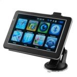 TM-707 7-inch Touch Screen Win CE 6.0 4GB 3D GPS Navigation with Bluetooth/Game/Camera(Netherlands Map)