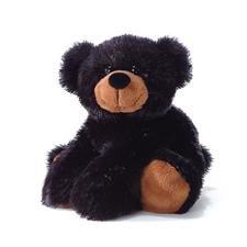 Aurora Plush Sullivan Black Bear Mini Flopsie