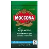 MOCCONA ROAST&GROUND COFFEE ESPRESSO 250G. (Gevalia Whole Bean Colombian compare prices)