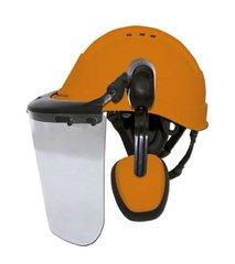 Ega-master 35681 - Policarbonato visiera del casco con / senza ventilazione