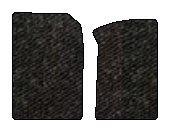 Chevrolet S10 Blazer Berber Floor Mats 2 Pc Fronts - 4 Door - Black (1991 91 1992 92 1993 93 1994 94 ) AMSDZ28900J16J8