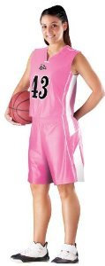 Don Alleson 54MMRW Women's Reversible Basketball Jersey (Call 1-800-327-0074 to order)