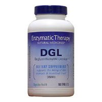 Enzymatic Therapy Dgl Chewables