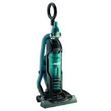 Eureka Clean Living Cyclonic Bagless Upright Vacuum with On Guard Antimicrobial 3281BZ
