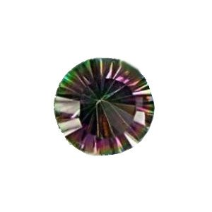 Green Rainbow Mystic Topaz Quartz Unset Loose