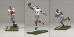 McFarlane Toys NFL Sports Picks Action Figure New York Giants Championship 3-Pack Eli Manning, Michael Strahan and Plaxico Burress