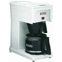 Bunn Grw Velocity Brew 10-Cup Home Coffee Brewer, White front-623786